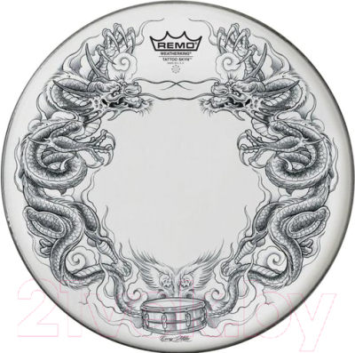 Пластик для барабана Remo PA-1322-TT-T06
