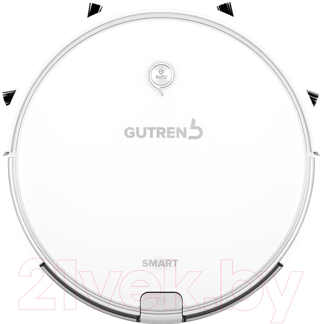 Робот-пылесос Gutrend, Smart 300 (белый), Китай  - купить со скидкой