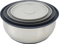 Набор кухонных принадлежностей Joseph Joseph Nest Prep 100 95025 с крышками (4шт) -