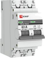 Выключатель нагрузки EKF PROxima ВН-63 2п 63А -