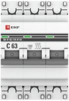 Выключатель нагрузки EKF PROxima ВН-63 3п 40А -