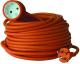 Удлинитель Electraline 01620 (40м, оранжевый) -