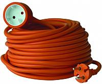 Удлинитель Electraline 01623 (оранжевый, 20м) -