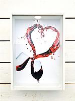 Копилка для пробок Grifeldecor Брызги вина -