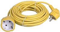 Удлинитель Electraline 01642 (30м, желтый) -