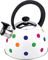 Чайник со свистком Mallony M985607 -