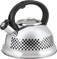 Чайник со свистком Mallony M002103 -