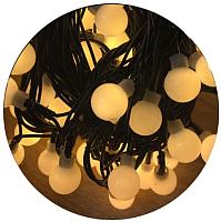 Светодиодная гирлянда ETP FS-100LED IP44 (10м, желтый) -