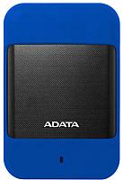 Внешний жесткий диск A-data HD700 1TB (AHD700-1TU31-CBL) -