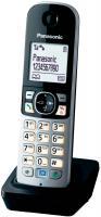 Дополнительная телефонная трубка Panasonic KX-TGA681RUB -