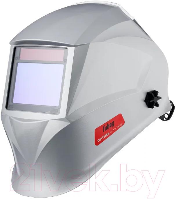 Купить Сварочная маска Fubag, Optima 4-13 Visor (серый), Китай
