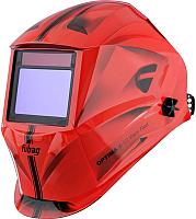 Сварочная маска Fubag Optima 4-13 Visor (красный) -