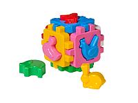 Развивающая игрушка ТехноК Умный малыш. Домашние животные / 1943 -