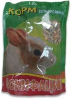 Корм для грызунов Бонифаций Основной рацион для кроликов (1кг) -