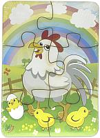 Пазл Мастер игрушек Курица и радуга / IG0074 -