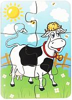 Пазл Мастер игрушек Корова на лугу / IG0075 -