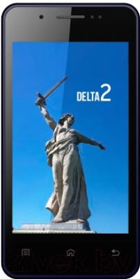 Смартфон Keneksi Delta (черный)