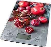 Кухонные весы Home Element HE-SC932 (сочный гранат) -