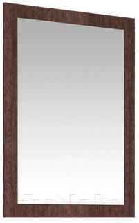 Купить Зеркало интерьерное Интерлиния, ВТ-012 (дуб венге), Беларусь, дерево темное