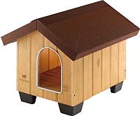 Будка для собаки Ferplast Domus Small / 87001000 -