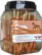 Лакомство для собак Green QZin Стать Сушеное мясо индейки на воловьей коже (600г) -