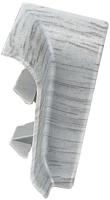 Уголок для плинтуса Rico Leo 102 Ольха Серая внутренний (2шт, блистер) -