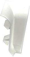 Уголок для плинтуса Rico Leo 110 Белый внутренний (2шт, блистер) -