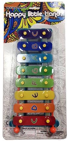 Купить Музыкальная игрушка Maya Toys, Ксилофон / Q052, Китай