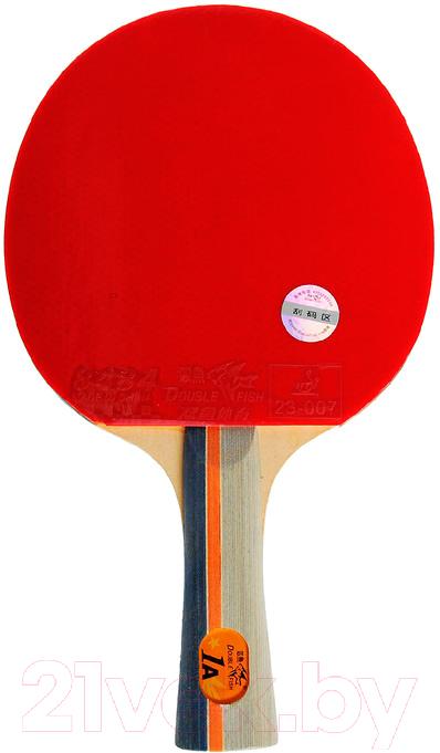 Купить Ракетка для настольного тенниса Double Fish, 1A-C, Китай