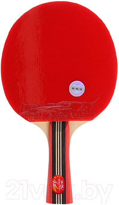 Купить Ракетка для настольного тенниса Double Fish, 4A-C, Китай