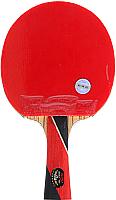 Ракетка для настольного тенниса Double Fish 8A-C (с чехлом) -