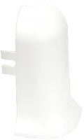 Уголок для плинтуса Rico Leo 110 Белый наружный (2шт, блистер) -