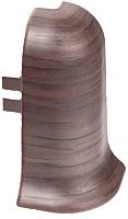 Уголок для плинтуса Rico Leo 176 Венге наружный (2шт, блистер) -