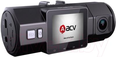 Автомобильный видеорегистратор ACV GQ815 Dual