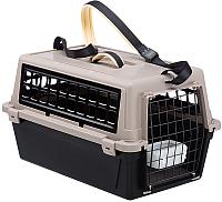 Переноска для животных Ferplast Atlas 20 Trendy Plus / 73027499 (черный) -