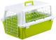 Переноска для животных Ferplast Atlas 10 Trendy v.1 / 73028099 (салатовый) -