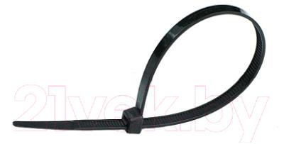 Стяжка для кабеля Chint NCT-4.8x450 (100шт, черный)