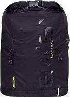 Рюкзак Grizzly RQ-918-1 (черный/салатовый) -