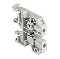 Зажим на DIN-рейку EKF PROxima PLC-JXB-4/35 GY -