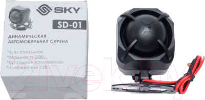 Сирена для сигнализации SKY SD-01