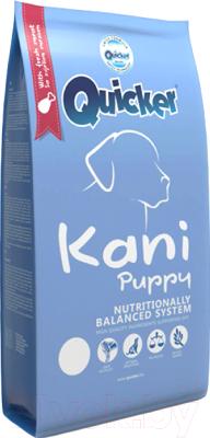 Корм для собак Quicker Kani Puppy (10кг)