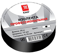 Изолента EKF PROxima plc-iz-a-b -