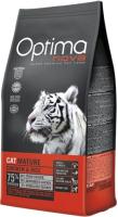 Корм для кошек Optimanova Cat Mature Chicken & Rice (400г) -