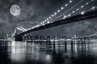 Фотообои листовые Citydecor Бруклинский мост (400x254) -