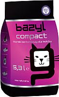 Наполнитель для туалета Bazyl Compact (5.3л) -