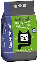 Наполнитель для туалета Bazyl Compact Parfume Lavender (5.3л) -