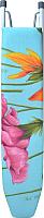 Гладильный рукав Ника Складной / П (цветы на голубом) -