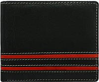 Портмоне Cedar N992-SGT (черный/красный) -