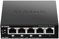 Коммутатор D-Link DGS-1005P -