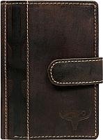 Портмоне Cedar Buffalo Wild N4L-HP-F (коричневый) -
